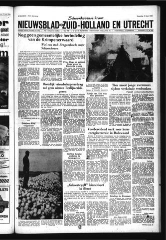 Schoonhovensche Courant 1964-06-15