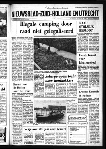 Schoonhovensche Courant 1975-10-22