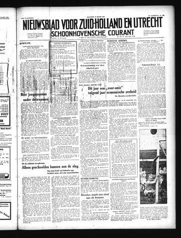 Schoonhovensche Courant 1949-03-14