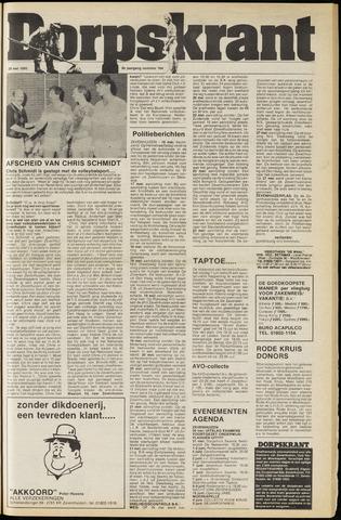 Dorpskrant 1985-05-29