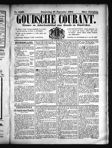 Goudsche Courant 1894-09-27