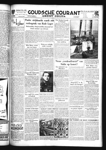 Goudsche Courant 1949-11-08