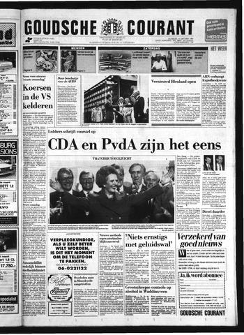 Goudsche Courant 1989-10-14