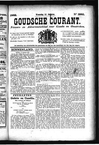 Goudsche Courant 1889-08-14