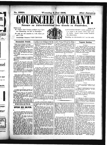 Goudsche Courant 1909-06-02