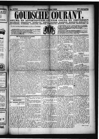 Goudsche Courant 1928-06-07