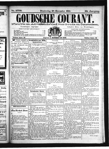 Goudsche Courant 1911-12-28