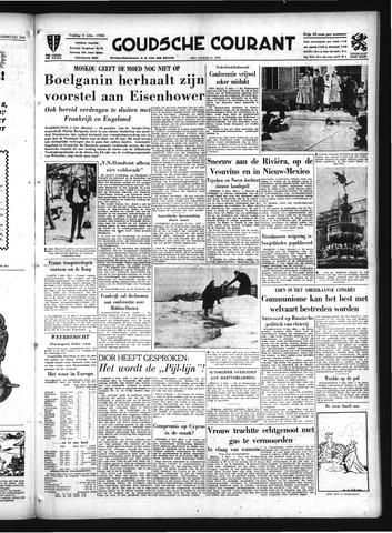Goudsche Courant 1956-02-03