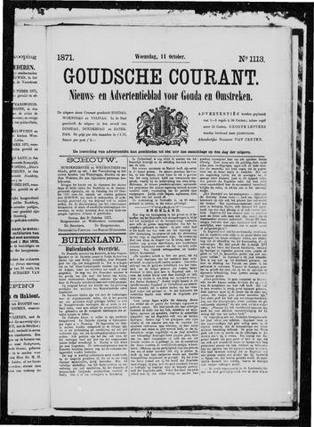 Goudsche Courant 1871-10-11