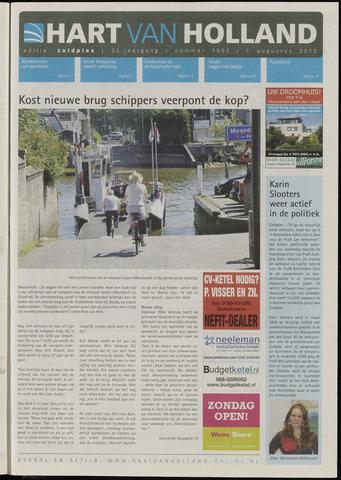 Hart van Holland - Editie Zuidplas 2012-08-01