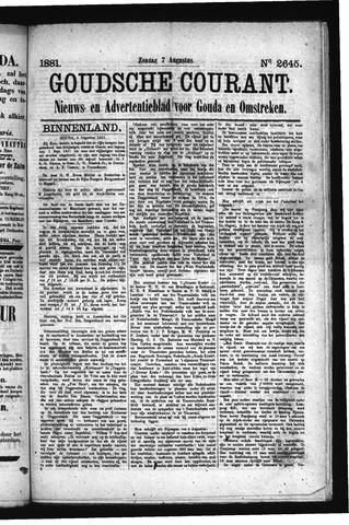 Goudsche Courant 1881-08-07