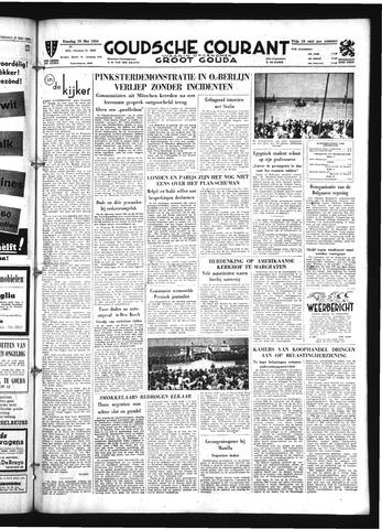 Goudsche Courant 1950-05-30