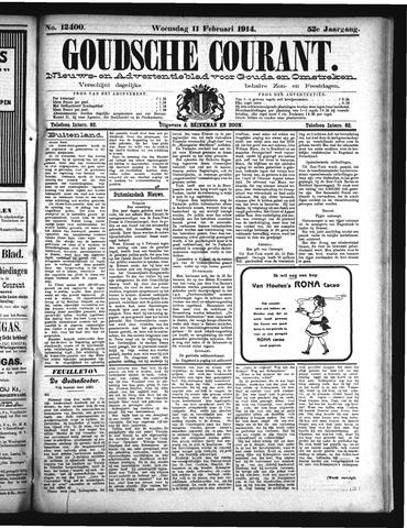 Goudsche Courant 1914-02-11