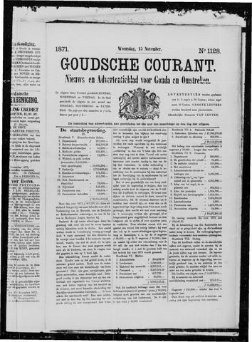 Goudsche Courant 1871-11-15