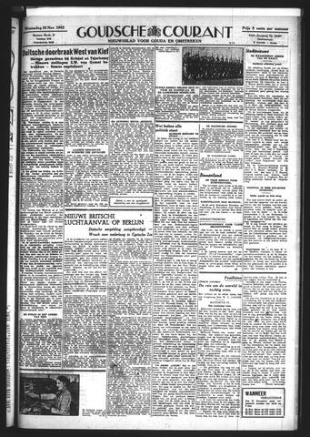 Goudsche Courant 1943-11-24
