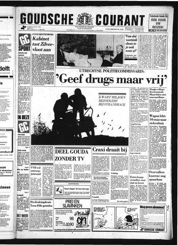 Goudsche Courant 1985-10-21