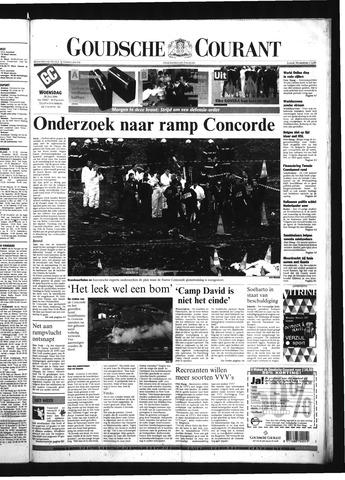 Goudsche Courant 2000-07-26