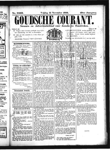 Goudsche Courant 1910-11-11