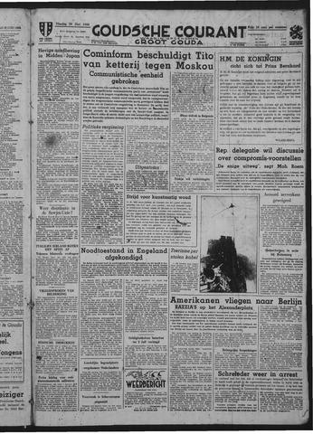 Goudsche Courant 1948-06-29