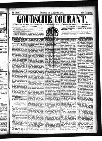 Goudsche Courant 1920-08-14