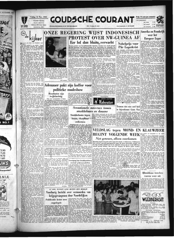 Goudsche Courant 1951-11-16