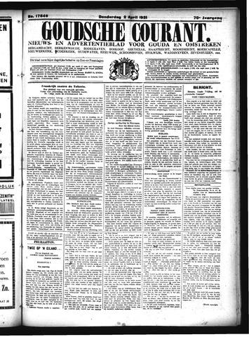 Goudsche Courant 1931-04-02