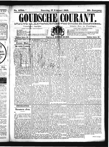 Goudsche Courant 1912-02-17