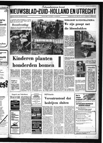 Schoonhovensche Courant 1977-03-18