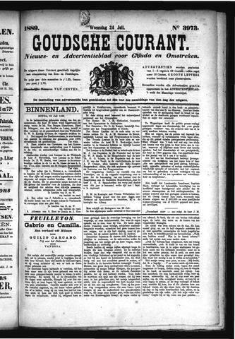 Goudsche Courant 1889-07-24