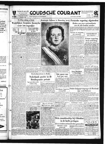Goudsche Courant 1951-04-28