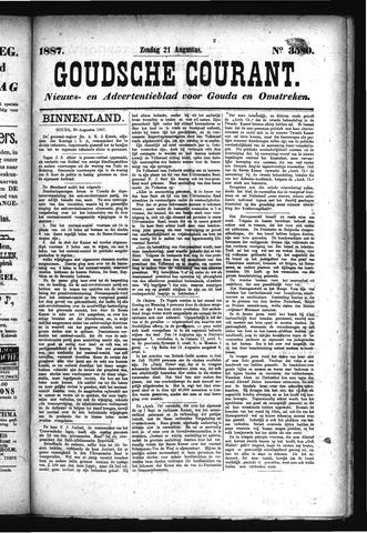 Goudsche Courant 1887-08-21
