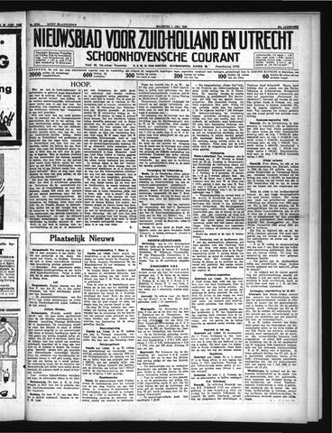 Schoonhovensche Courant 1935-07-01