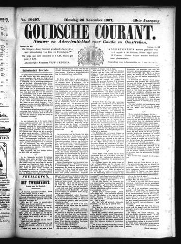 Goudsche Courant 1907-11-26