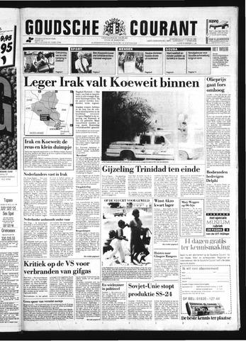 Goudsche Courant 1990-08-02