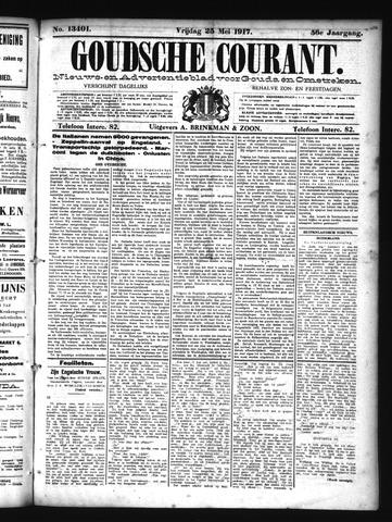 Goudsche Courant 1917-05-25