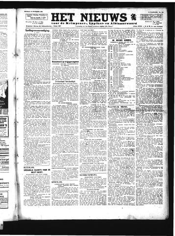 Schoonhovensche Courant 1945-11-16
