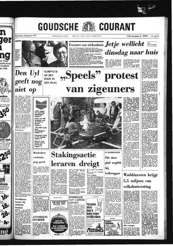 Goudsche Courant 1977-08-25