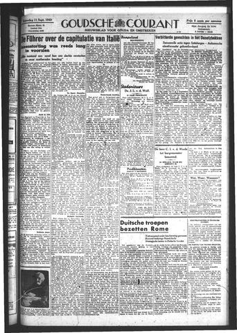 Goudsche Courant 1943-09-11