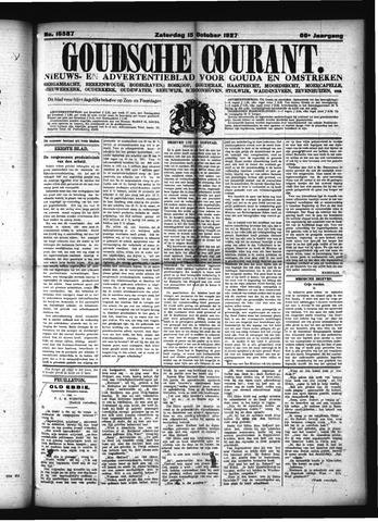 Goudsche Courant 1927-10-15