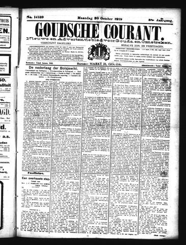 Goudsche Courant 1919-10-20
