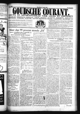 Goudsche Courant 1938-04-11