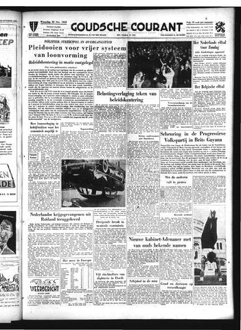 Goudsche Courant 1953-10-21