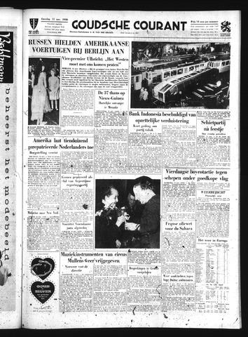 Goudsche Courant 1958-11-15