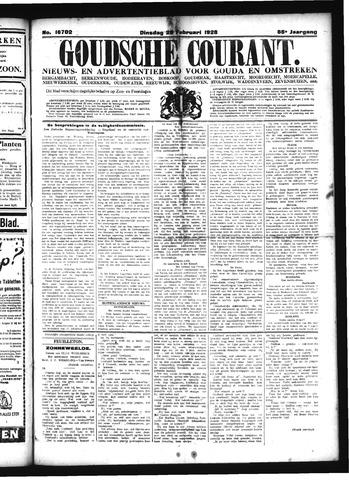 Goudsche Courant 1928-02-28