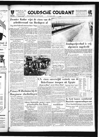 Goudsche Courant 1956-11-26