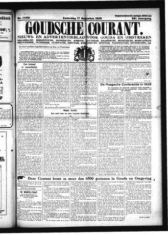 Goudsche Courant 1929-08-17