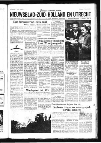 Schoonhovensche Courant 1968-11-20