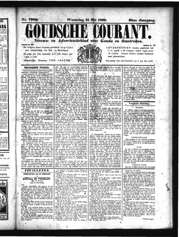 Goudsche Courant 1899-05-31