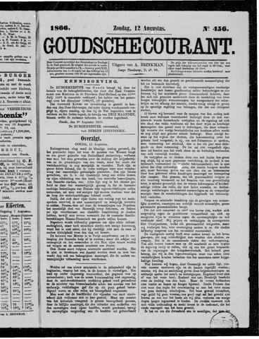 Goudsche Courant 1866-08-12