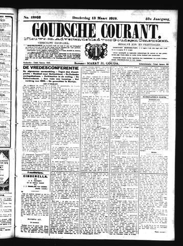 Goudsche Courant 1919-03-13